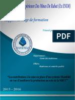 Rapport SDCC Final