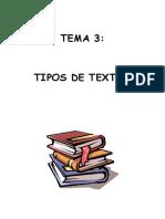 Tipos Textos