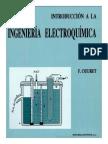Introducción a La Ingeniería Electroquímica - F. COEURET