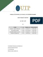 Engineering Economics and Entrepreneurship Group Project Report