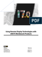 Using Remote Display Technologies with ANSYS Workbench Products.pdf