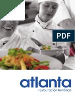 Catalogo de Tapas Atlanta