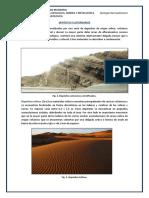 Trabajo de Cuaternaria - Depositos Del Cuaternario