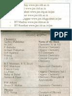 IIT Preparation Books
