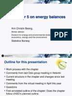 Chapter 5 Energy Balances BAKU Abg
