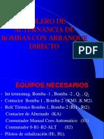3. Tablero de Alternancia de Bombas Con Arranque Directo (Standard)