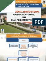 Induccion Servicio Social 2017-2