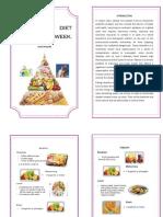 Ingles Dieta