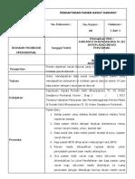 Sop Pendaftaran Pasien Igd
