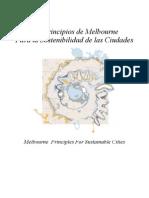Principios de Melbourne UNEP