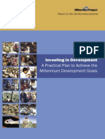 United Nations - A Practical Plan to Achieve the Millennium Development Goals