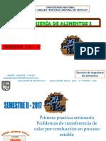 Primer Semniario de Problemas Ing. I - AQT