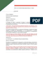 ANÁLISIS DE LA NEFASTA LEY DE REFORMA MAGISTERIAL N.docx