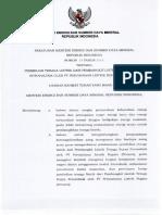 Permen ESDM No. 19 Tahun 2016.pdf