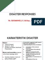 Respon Disaster