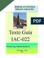 Texto IAC