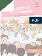 Buku Siswa Kelas 4 Tema 1 Edisi Revisi 2017