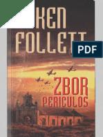 Zbor Periculos - Ken Follett