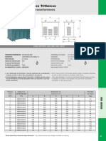 Dry Type Transformer Catalogue Complete