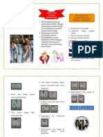Leaflet Senam Hipertensi Husna