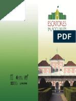 Apresentação Programa - Escritores No Palácio 2018