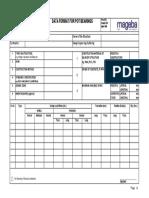 Data Format Pot