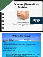Acne Eczema Scabies 2014