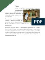 wooden furniture Report by Pradeep kannojiya.docx