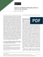 Hipotiroidismo Guia Geriatria