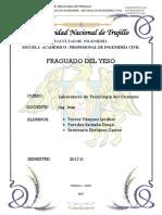 Fraguado Del Yeso