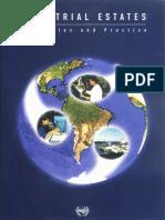 Industrial Estates Principles and Practice UNIDO