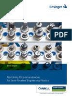 Machining Engineering Plastics