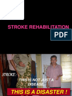 Jeris Stroke Rehabilitation
