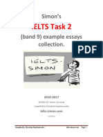 1corcoran Simon Ielts Task 2 Band 9 Model Answers 2010 2017
