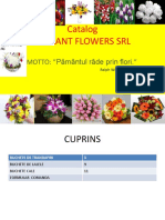 Catalog Fe Plant Flowers Srl