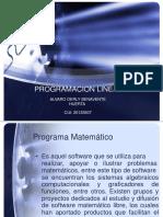Programacion Lineal-Alvaro Derly Benavente Huerta