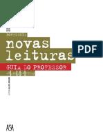 122 Novas Leituras Guia Do Professor