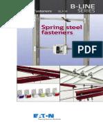 Spring Steel Fastners