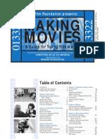 Making Movies Manual