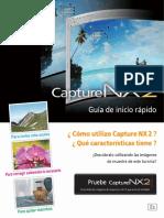 Manual Capture Nx2 Qsg_eu(Es)04