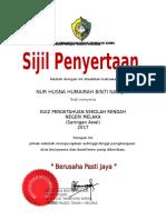 sijil kuiz2017