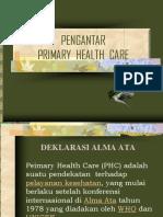 Pengantar PHC Baru