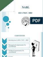 Nabl - Iso 17025