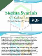 Presentasi Skema Syariah