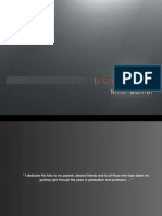 Architecture and Professional Work Portfolio
