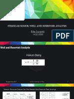 Stimulasi Sumur-Well and Reservoir Analysis - Rita.pptx