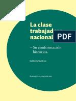 Gutierrez - La Clase Trabajadora Nacional i