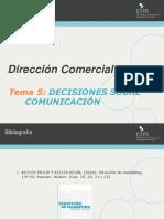 Tema 5 Comunicacion ALUMNOS