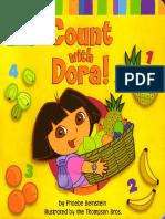Count With Dora! (Dora the Explorer) - Phoebe Beinstein