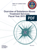 Annual Report Substance Abuse 2012